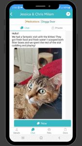 Fur Services Fur Pets Cat Sitting Report Card